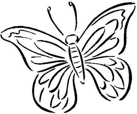 butterfly coloring page for kindergarten preschool coloring sheets butterfly coloring page