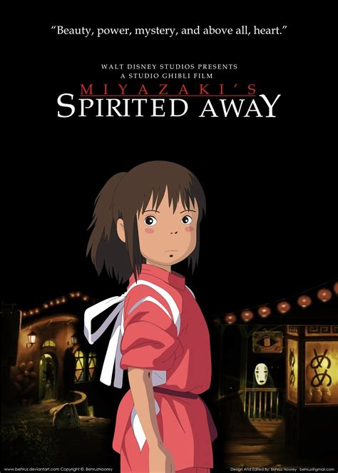 spirited away deadite s reviews spirited away 2001 review