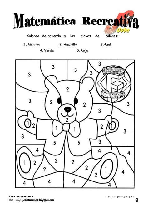 imagenes matematicas para niños preescolar matematica recreativa para ninos