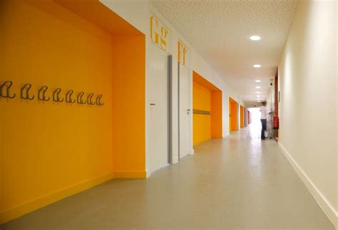 school colors image result for classroom corridor architecture school