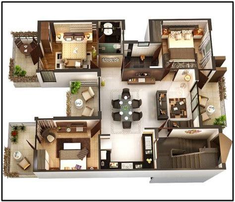 gambar denah rumah minimalis 3 kamar tidur 2017 urumahminimalis