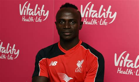 liverpool news sadio mane  quit football due