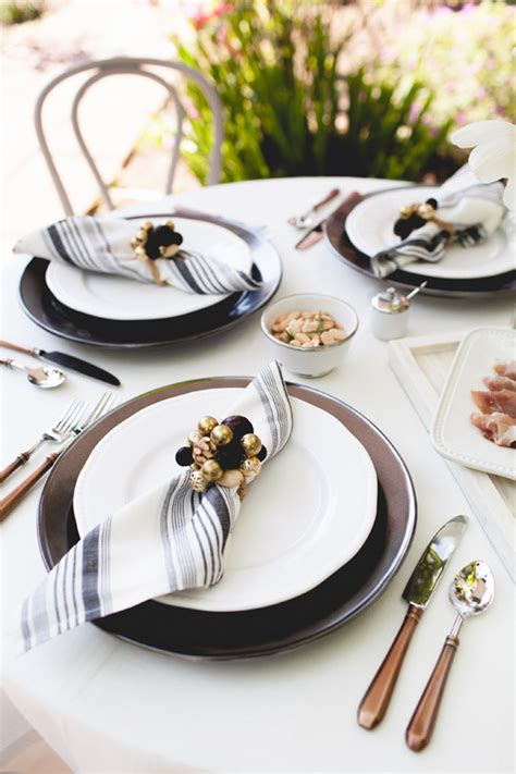 country style table settings how to style a wine country table setting coco kelley