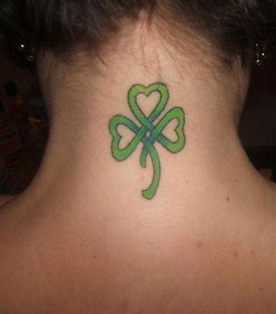 shamrock tattoos page 2