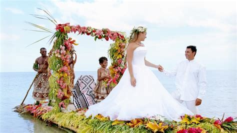 Fiji Weddings and Honeymoons   Tropical Island Weddings