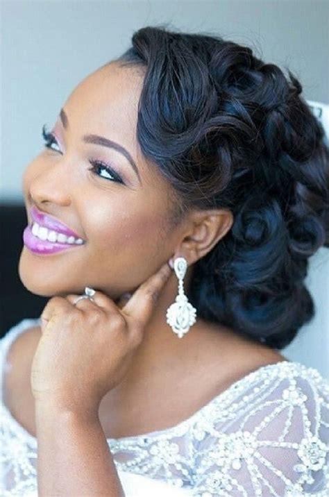 And Black Hairstyles For by Black Wedding Hairstyles Hair