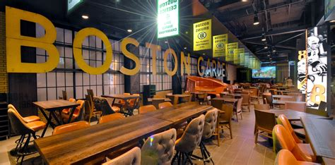 Td Garden Food by Legends At Td Garden Food Beverage Renovation Fit Out