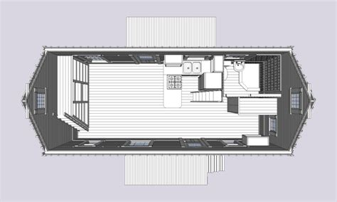 tiny texas houses floor plans gallery the cowboy cabin tiny texas houses small house bliss