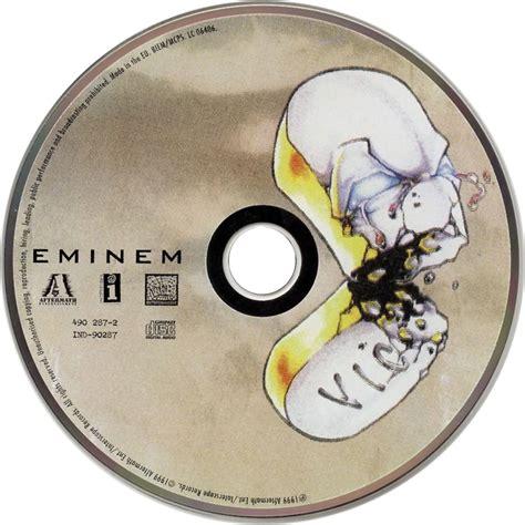 eminem the slim shady lp frontal car 225 tula cd de eminem the slim shady lp special edition