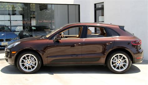 porsche macan 2015 for sale 2015 porsche macan s stock 6221 for sale near redondo