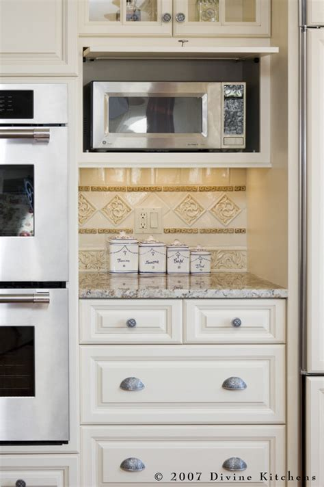 Kitchen Microwave Cabinets | what are the dimensions of this microwave cabinet