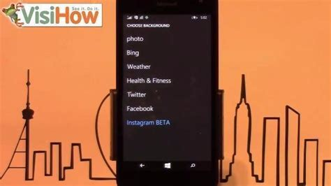 pattern screen lock for lumia 535 turn on and off instagram changing lock screen image on