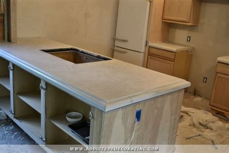 Concrete Countertop Finish by 1000 Images About Concrete Countertop Ideas On Search Countertops And Finals