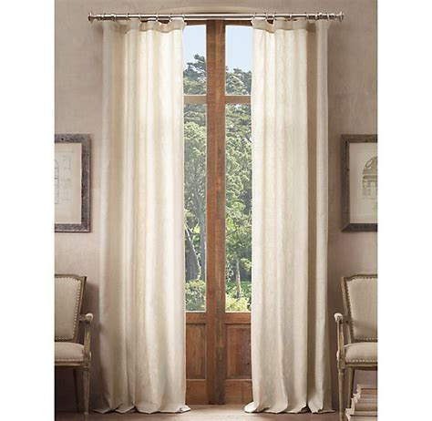 restoration hardware sheer curtains 78 best images about sheer curtains on pinterest custom