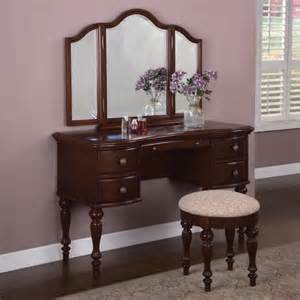 Bedroom vanity sets cherry bedroom vanity set