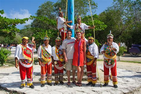 Swing Performers Eight Days In The Yucatan An Overview Zigzag Around The