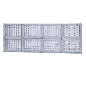 Home Depot Glass Block Windows