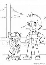 paw patrol rocky colouring pages