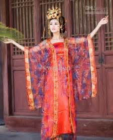 2017 charming china traditional china clothing the costume