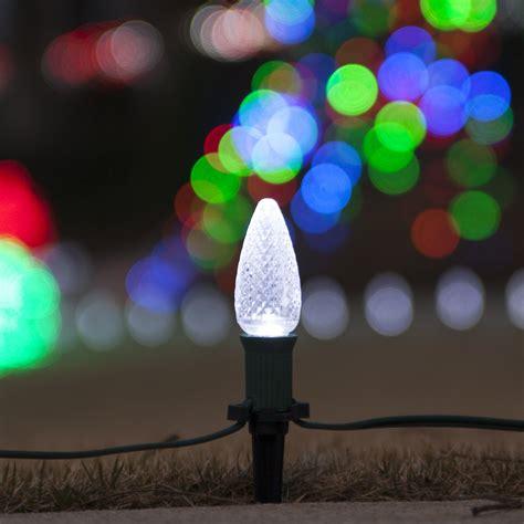 christmas pathway lights  cool white christmas led
