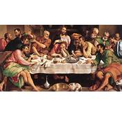 WebMuseum Bassano Jacopo The Last Supper