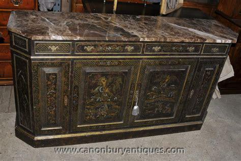 schrank ã sisch antique 246 sisch black lacquer kommode sideboard