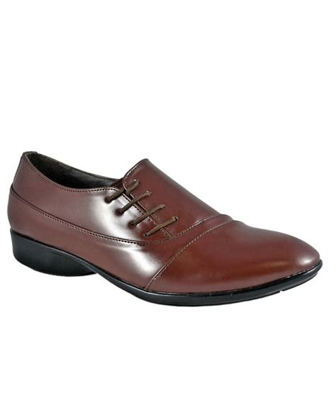 eshopicks brown formal shoes price in india buy eshopicks