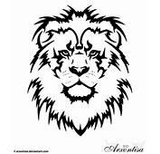 Lion Tattoos  Leo Head Of Judah And Tribal Tattoo Art