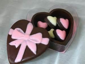 Cara mudah membuat coklat valentine apakah ini itu