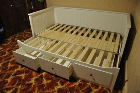 ikea bed with trundle and drawers ikea day bed frame ikea hemnes day bed sofa trundle