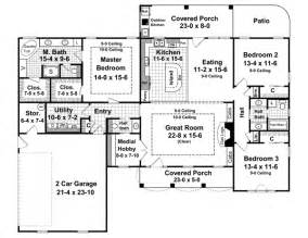 House Plans 2000 Sq Ft 2 Story Any Style House Plans 2000 Square Foot Home 1 Story 3