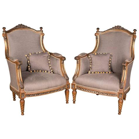 quality armchairs two high quality armchairs in the louis seize style for