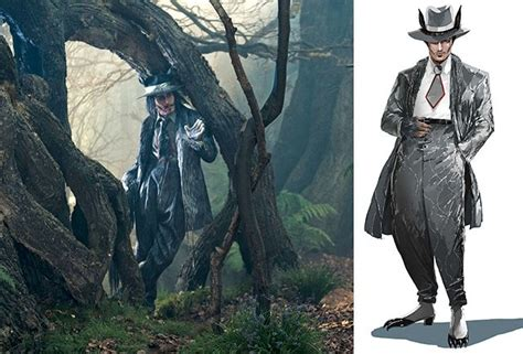 Cinderella Vanity Johnny Depp S Into The Woods Wolf Costume Explained By