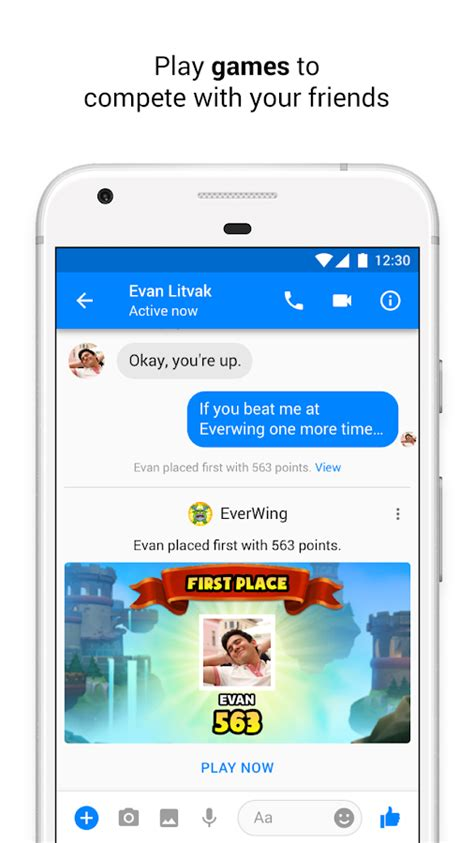 messenger text and chat for free 183 0 0 22 92 apk messenger text and chat for free android apps on