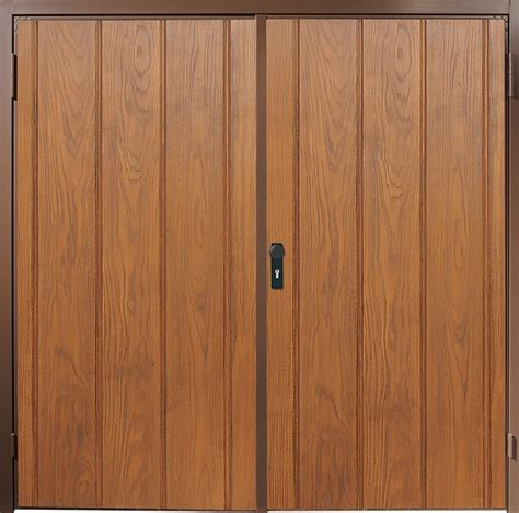 Grp Side Hinged Garage Doors by Grp Side Hinged Garage Doors Anglian Home