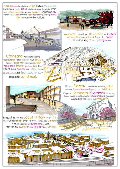 urban design proposal ideas urban design proposal on student show