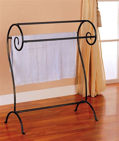Black Metal Quilt Rack 17 Best Images About Projects To Try On Black Gold Bathroom Accessories Sets And