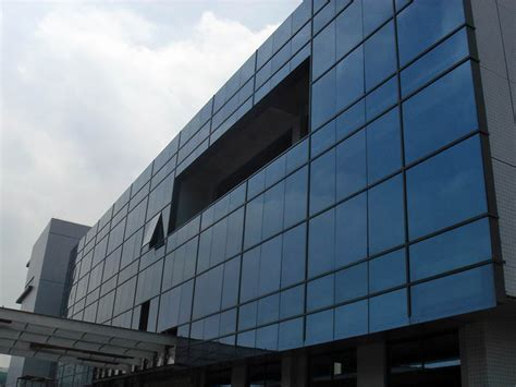 curtain wall installation companies hwarrior engineering company glass curtain wall visible