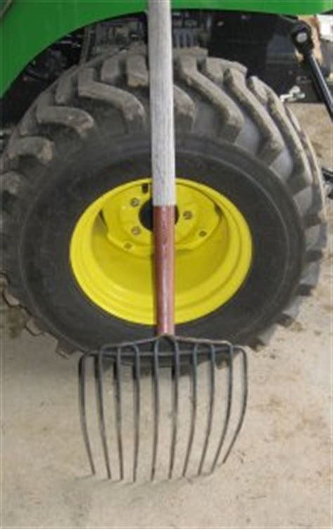 Landscape Rake Harbor Freight Best Tool For Removing Rocks Mytractorforum The