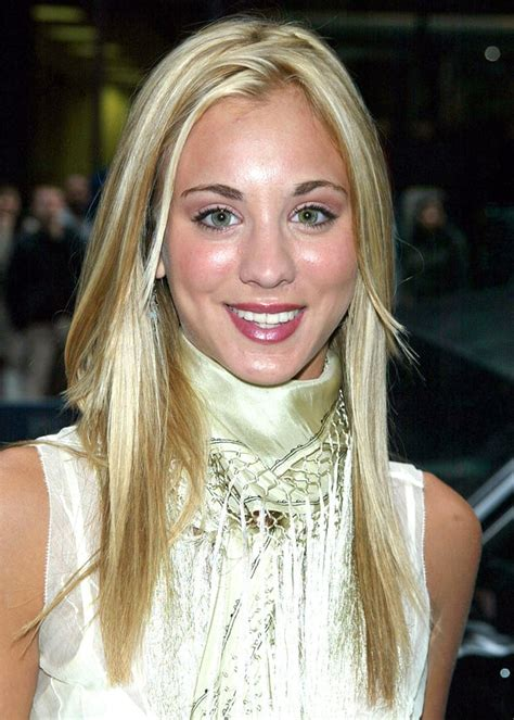 how to style hair like kaley cuoco may 2002 kaley cuoco s hair evolution us weekly