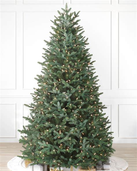 european cypress christmas tree european silver fir artificial tree balsam hill