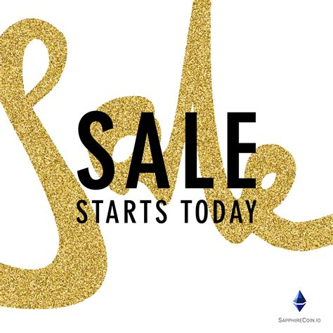 Be D Bag Sle Sale Starts Now by Pre Ico Sales Starts Now Sapphirecoin Currency Of The