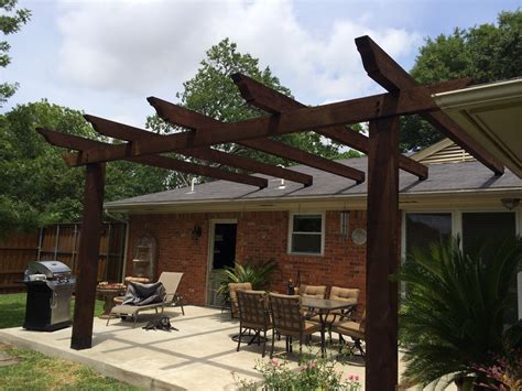 pergola attached to roof pergola attached to roof specialty roof brackets from