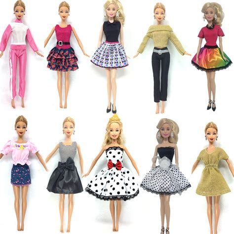 design doll clothes online popular barbie doll outfits buy cheap barbie doll outfits