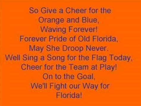 a texan in search of a fight being the diary and letters of a soldier in s brigade classic reprint books of florida gators fight song