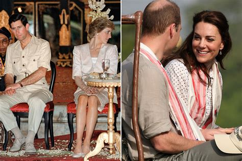 princess diana and charles royal wedding anniversary how william and kate trumped