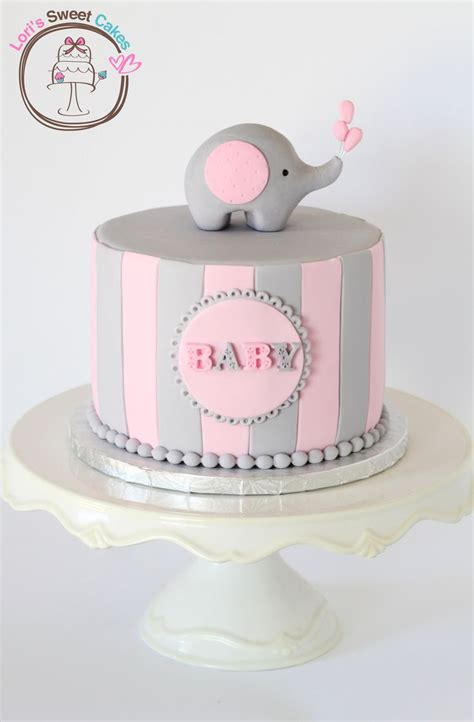 25 best ideas about elephant cakes on baby