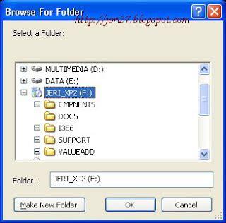 membuat bootable win xp di flashdisk cara membuat bootable windows xp di flashdisk software