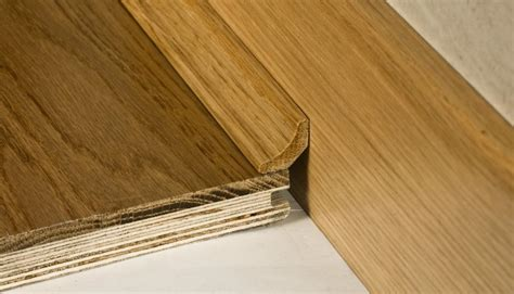 laminate flooring without beading solid scotia beading trim esb flooring