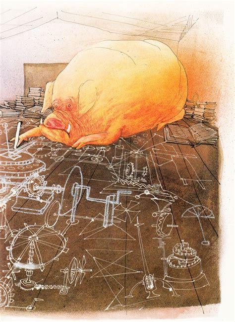animal farm the illustrated 024119668x george orwell s animal farm illustrated by ralph steadman